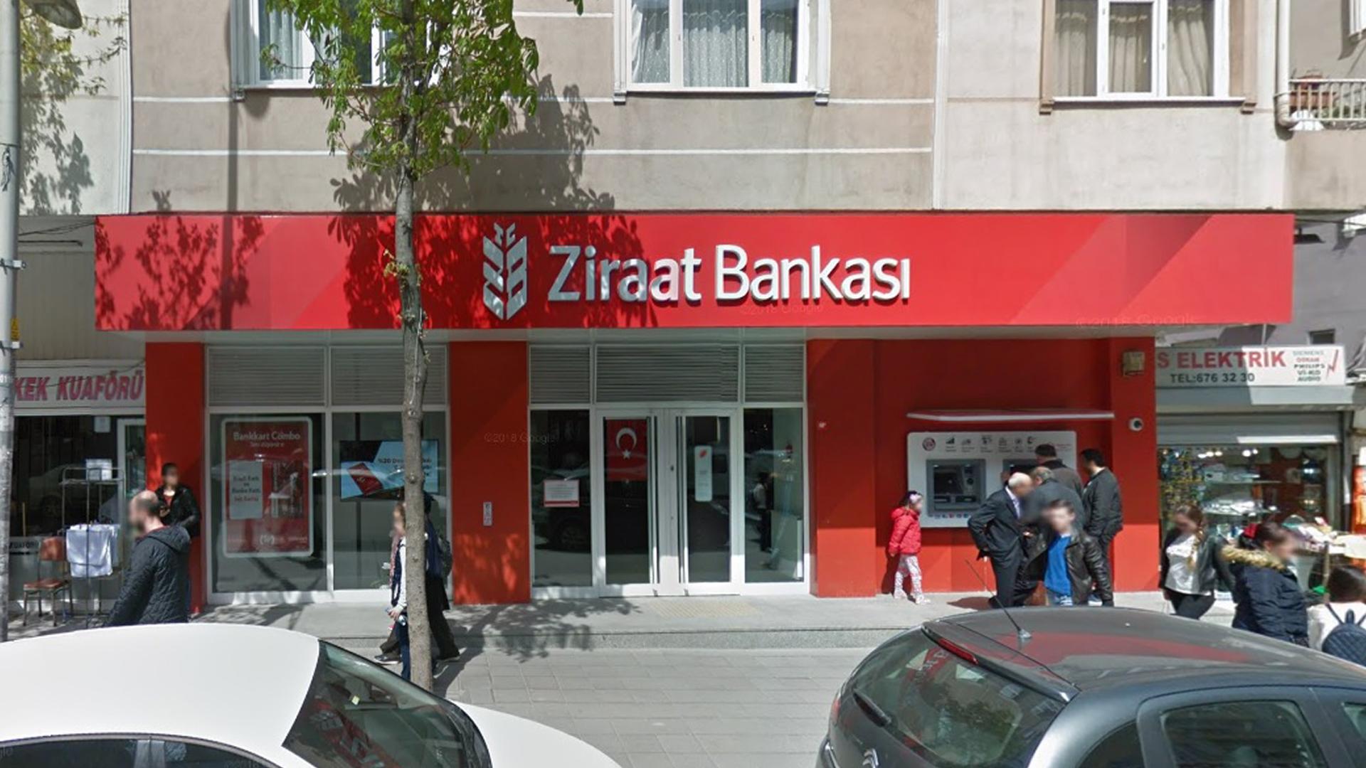 ZİRAAT BANKASI AVCILAR REŞİTPAŞA